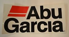ABU GARCIA TACKLE BOX STICKER ORIGINAL