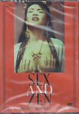 Dvd **SEX AND ZEN ♦ IL TAPPETO DA PREGHIERA DI CARNE** nuovo sigillato 1991