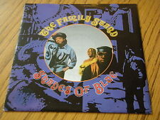 """THE FAMILY STAND - SHADES OF BLUE  7"""" VINYL PS"""