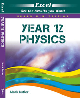 NEW EXCEL Year 12 Physics Study Guide 9781741256789 Free Shipping