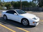 1991 Nissan 300ZX Twin Turbo 1991 Nissan 300ZX Twin Turbo Coupe RWD 2 seater T top