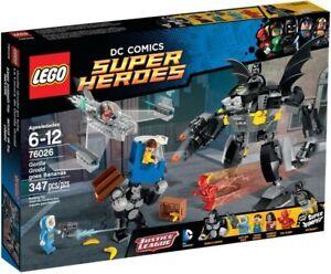 Lego DC Comics Superheroes Gorilla Grodd goes Bananas 76026 Kit 347 Pcs