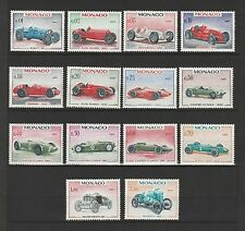 - Monaco  grand prix automobile  voitures   1967    num:  708/21   **