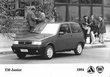 PHOTO PRESS ORIGINALE LANCIA AUTOBIANCHI Y10 JUNIOR - 1994