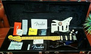Fender American Standard Stratocaster factory Custom Shop Pickups, Case & Candy