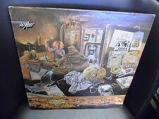 The Mothers Frank Zappa Over-Nite Sensation LP 1973 Discreet [Yellow Label] EX