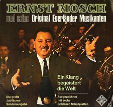 ERNST MOSCH und seine original egerlander musikanten S 14550-P german LP PS EX/V
