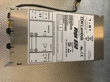 TDK Lambda Vega 650 Power Supply K6V60C02V 5.2V95A 3.4V35A 12.2V6A 12.2V10A