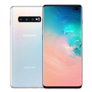 Samsung Galaxy S10 - (Unlocked) SM-G973U - Prism White *Sealed, New, Unlocked