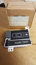 84 85 CHRYSLER LEBARON MESSAGE CENTER DISPLAY NOS OEM Mopar 4220297