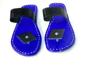 handmade leather womens slippers cute sandals shoes ladies flipflops zapatilla