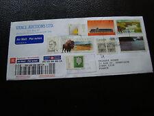 CANADA - enveloppe 2010 (cy52)