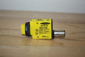 SM31EQD Banner Engineering  Mini-Beam Series Photoelectric Sensor sm31eqd