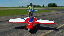 Edge 540 T 103 inch wing 42% Giant Scale RC AIrplane Printed Plans & Templates