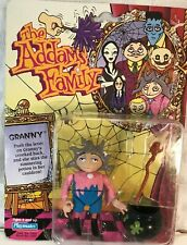 The Addams Family 1992 Playmates Action Figures Granny