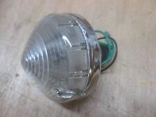 Lucas NOS L692 lamp, clear lens,  Austin-Healey 3000, Land Rover, Spitfire