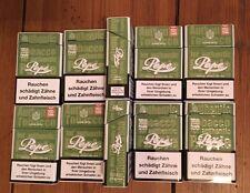 10 PEPE Rich Metalldosen Zigaretten Schachtel +2 Kulli +1 Ascher +1 Feuerz. NEU