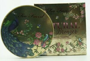 Too Faced Natural Lust Dual Tone Satin Bronzer - 18g (BNIB) FREE UK DELIVERY