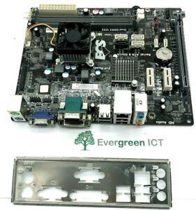 ECS NM70-M V1.0 Motherboard Integrated Celeron CPU With BP