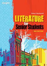 Literature for Senior Students - 3rd Edition - Insight - Robert Beardwood