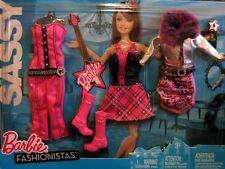 BARBIE FASHIONISTAS SASSY ROCK STAR FASHION CLOTHES R6817 *NEW*