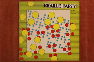 LP Braille Party Welcome To Maryland US