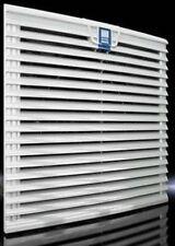 Rittal SK FAN & FILTER UNIT 323x323x130.5mm 95W 230V AC 770m³/h Snap Mounting