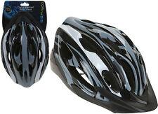 Unisex Talla Adulta Casco De Ciclo Ajustable Bicicleta Montaña Seguridad Visor