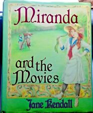 Miranda And The Movies, Jane Kendall, 1st edition HC-DJ Film humor VG