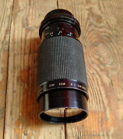 Kino Precision Kiron MC 80-200mm f/4 Macro Lens Φ55 - M/MD Mount