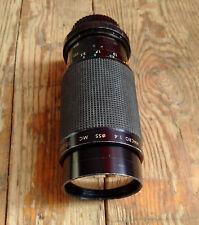 [Dust Speck] Kino Precision Kiron MC 80-200mm f/4 Macro Lens Φ=55mm - M/MD Mount