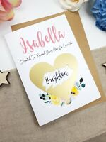 Hen do Surprise card scratch Hen do Card Hen party surprise personalised HEN04