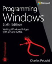 Programming Windows: Writing Windows 8 Apps With C# and XAML (Developer Referenc
