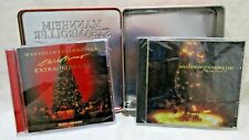 Mannheim Steamroller Christmas Traditions 2 CD Set in Tin
