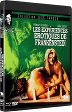 Les expériences érotiques de Frankenstein ( Jess franco ) BD/DVD