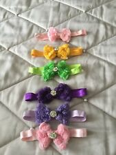 baby headbands set