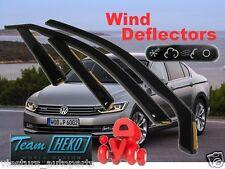 VW PASSAT B8 4D 2014 -  SALOON / SEDAN  Wind deflectors  4.pc HEKO 31002