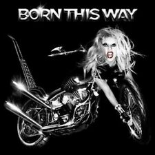 Lady Gaga - Born This Way (NEW CD)