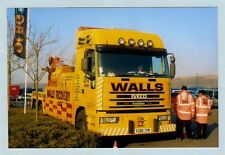 Lorry Truck Photo ~ Walls Recovery V200TOW: Iveco Eurostar - Cheltenham 2014