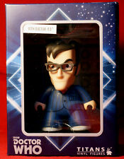 Dr Who 10th Doctor Titans Vinyl 4.5 inch Figure Nerd Block Exclusive New in box