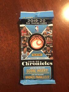 2019-20 Panini Chronicles Basketball Fat Pack