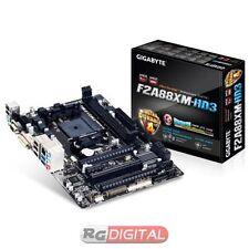 GIGABYTE Motherboard GA-F2A88XM-HD3 socket FM2+ chipset AMD A88X Micro-ATX