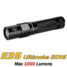 Fenix E35UE 2016 E35 Ultimate Edition Cree XM-L2 U2 LED 1000lms Flashlight Torch