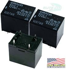 Omron  G5LE-1 DC12 Power Relay, 10A 12V SPDT FluxProtect (Pack of 3)