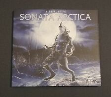 A TRIBUTE TO SONATA ARCTICA CD Album Rare Power Metal Kickstarter