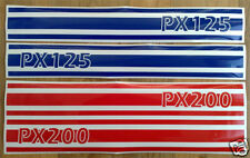 VESPA PX SIDE PANEL DECALS / STICKERS,Scooter,Mod