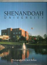 Shenandoah University Winchester Virginia Photo Book