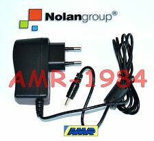 CARICA BATTERIA NOLAN 220V  N-COM AC/DC CHARGER  OUTPUT 4,2 V SPCOM0005