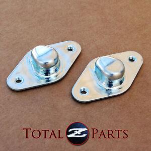 Datsun 240z 260z 280z Tailgate/Hatch Dovetails Set *NEW, OEM*
