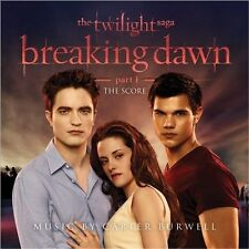 The Twilight Saga: Breaking Dawn, Pt. 1 [The Score]  (CD 2011)